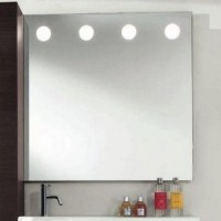 Зеркало с подсветкой 90х90см Berloni Bagno SW01