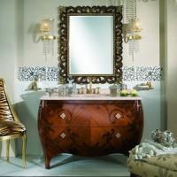 Комплект мебели 123см Linea Tre Ambra арт.88/1