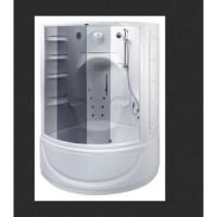 Паровая и гидромассажная кабина + гидромассажная ванна 138 см Balteco Multi Гидро S 3