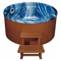 Минибассейн Pool Spa 178*76,5*84cм Victoria Spa