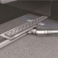 Душевой канал ACO ShowerDrain B 9010.78.70 L- 685 мм с горизонтальным фланцем
