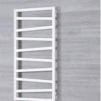 Электрический полотенцесушитель Terma ZIGZAG 835x500 белый RAL9016