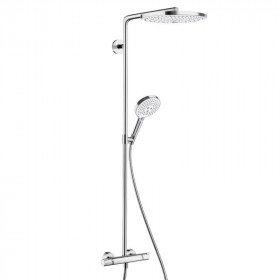 Душевая система Hansgrohe Raindance Select 300 2jet Showerpipe 27133400