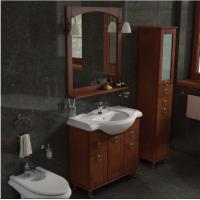 Комплект мебели 85см Roca America ZRU9302791 орех