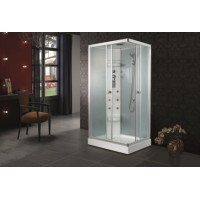 Душевая кабина Timo LUX 1100x850x2300 TL-1504 L/R