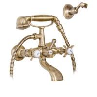Смеситель для ванны Andrea Flavio FL71501 BR