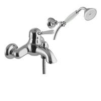 Cмеситель для ванны с лейкой Fima Carlo Frattini Bell F3364BR
