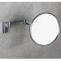 Зеркало косметическое 3х кратное увеличение Colombo Luna B0125
