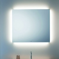 Зеркало с LED подсветкой 60см Duravit Light and Mirror LM7815000000 LM 7815