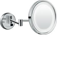Зеркало косметическое с подсветкой Hansgrohe Logis Universal 73560000