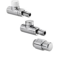 Набор подключения для полотенцесушителя из пола Oventrop Combi E 1164152 116 41 52