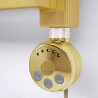 ТЭН для электрического полотенцесушителя Terma MEG золото