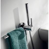 Гигиенический душ со смесителем и держателем полотенца Tres Special tapware MAX 134123 + 03412401 1.34.123