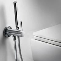Гигиенический душевой гарнитур со смесителем Tres Special tapware MAX 134123 1.34.123