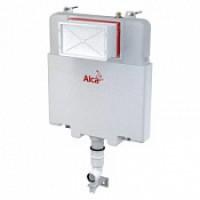 Бачок скрытого монтажа компактный 8см AlcaPlast Basicmodul Slim AM1112