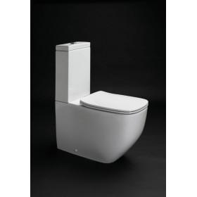 Бачок для напольного унитаза, AXA White Jam 3305101