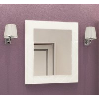 Зеркало Акватон Венеция 75 белое 1A151102VNL10