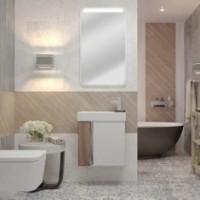 Зеркало Акватон Вита, 46 х 82 см 1A221902VT010