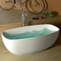 Ванна 170x72 овальная Alpen Ipanema 170