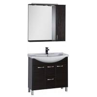 Мебель для ванной Aquanet Донна 90 венге 00169193