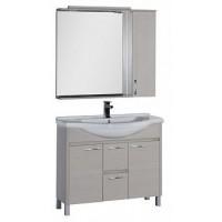 Мебель для ванной Aquanet Донна 100 белый дуб 00169194