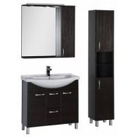 Мебель для ванной Aquanet Донна 100 венге 00169195