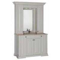 Мебель для ванной Aquanet Кастильо 120 слоновая кость 00182696 + 00183154