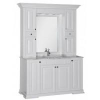 Мебель для ванной Aquanet Кастильо 140 белый 00182698 + 00183152