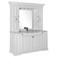Мебель для ванной Aquanet Кастильо 160 белый 00182699 + 00183153