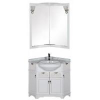 Мебель для ванной Aquanet Луис 70 угловой белый 00167691