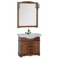 Мебель для ванной Aquanet Луис 90 темный орех 00176646