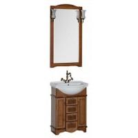 Мебель для ванной Aquanet Луис 65 темный орех 00171557