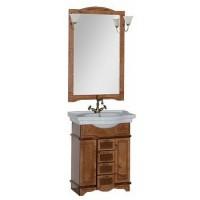 Мебель для ванной Aquanet Луис 70 темный орех 00172687