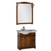 Мебель для ванной Aquanet Луис 90 L темный орех 00169421