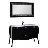 Мебель для ванной Aquanet Мадонна 120 черный 00168916