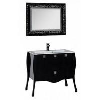 Мебель для ванной Aquanet Мадонна 90 черный 00168918