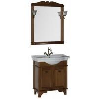 Мебель для ванной Aquanet Николь 80 орех 00180515