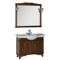 Мебель для ванной Aquanet Николь 110 орех 00180676