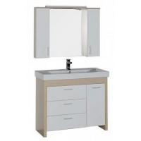 Мебель для ванной Aquanet Тиана 100 светлый дуб 00172819