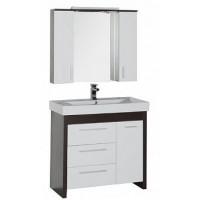 Мебель для ванной Aquanet Тиана 90 венге 00177138