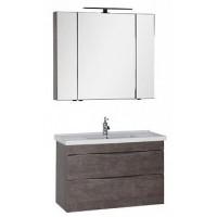Мебель для ванной Aquanet Эвора 100 дуб антик 00183165