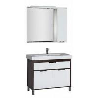 Мебель для ванной Aquanet Гретта 100 венге 00172223