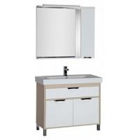 Мебель для ванной Aquanet Гретта 100 светлый дуб 00172224