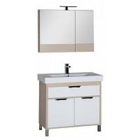 Мебель для ванной Aquanet Гретта 90 светлый дуб камерино 00172721