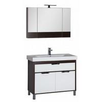 Мебель для ванной Aquanet Гретта 100 венге (камерино) 00172707