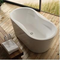Акриловая ванна отдельностоящая BelBagno BB407-1600-800