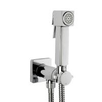Гигиенический душ со смесителем Bossini Cube-Brass Mixer E38001 CR