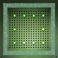 Верхний душ 47х47 Bossini DREAM Cube Light H37456.50 CR