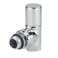 Вентиль угловой Carlo Poletti Cylinder V30310B хром
