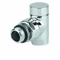 Клапан угловой Carlo Poletti Cylinder V30410B хром